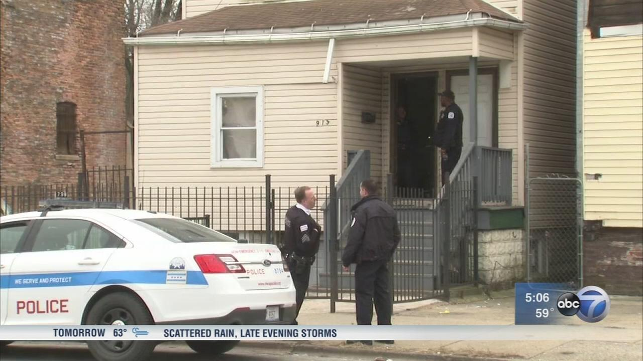 9 children hospitalized after being found living in squalor in Englewood