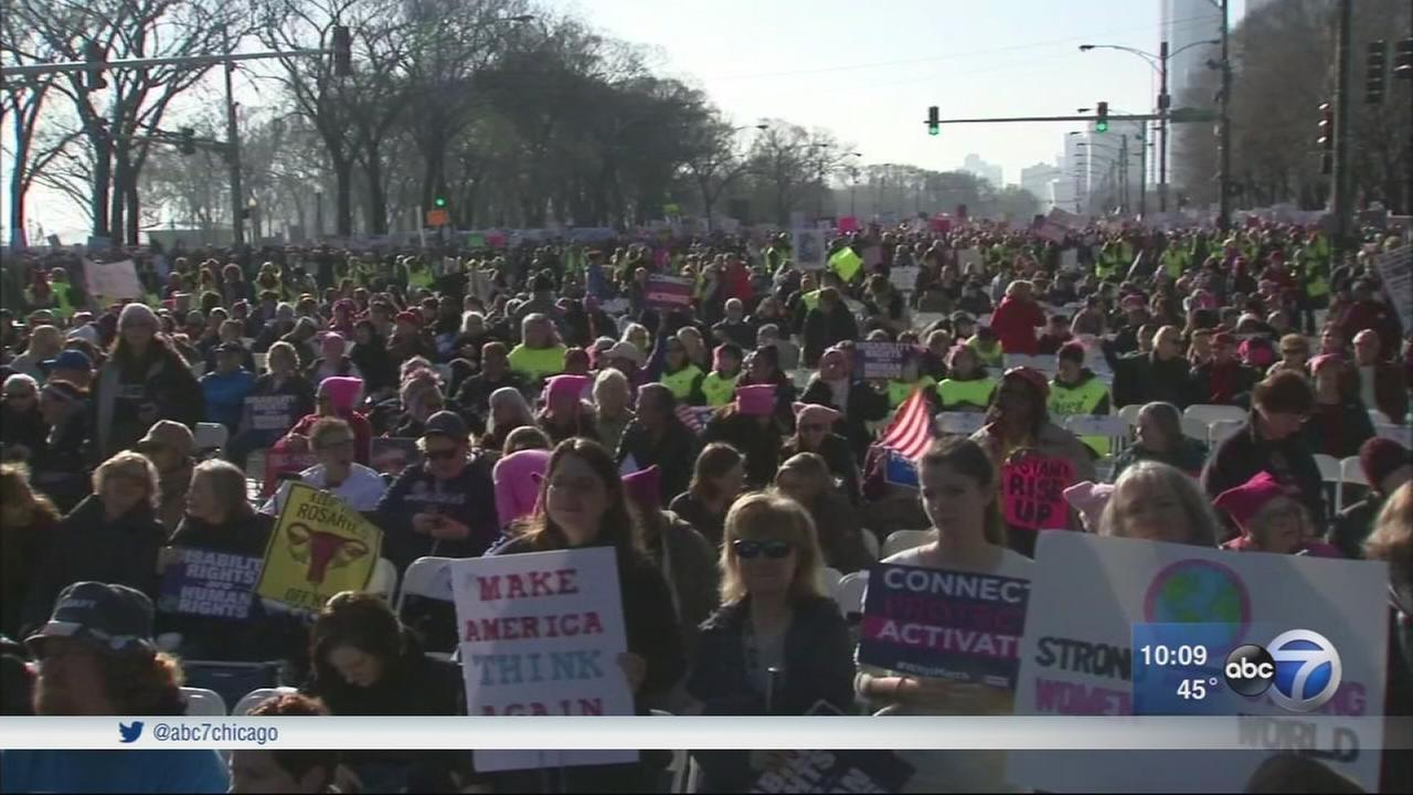 Chicago prepares for A Day Without Women