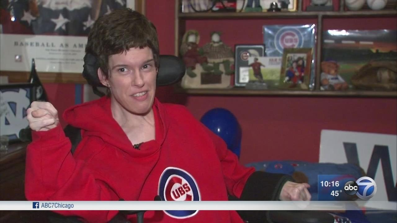 Downers Grove woman chosen to help give Cubs their World Series rings