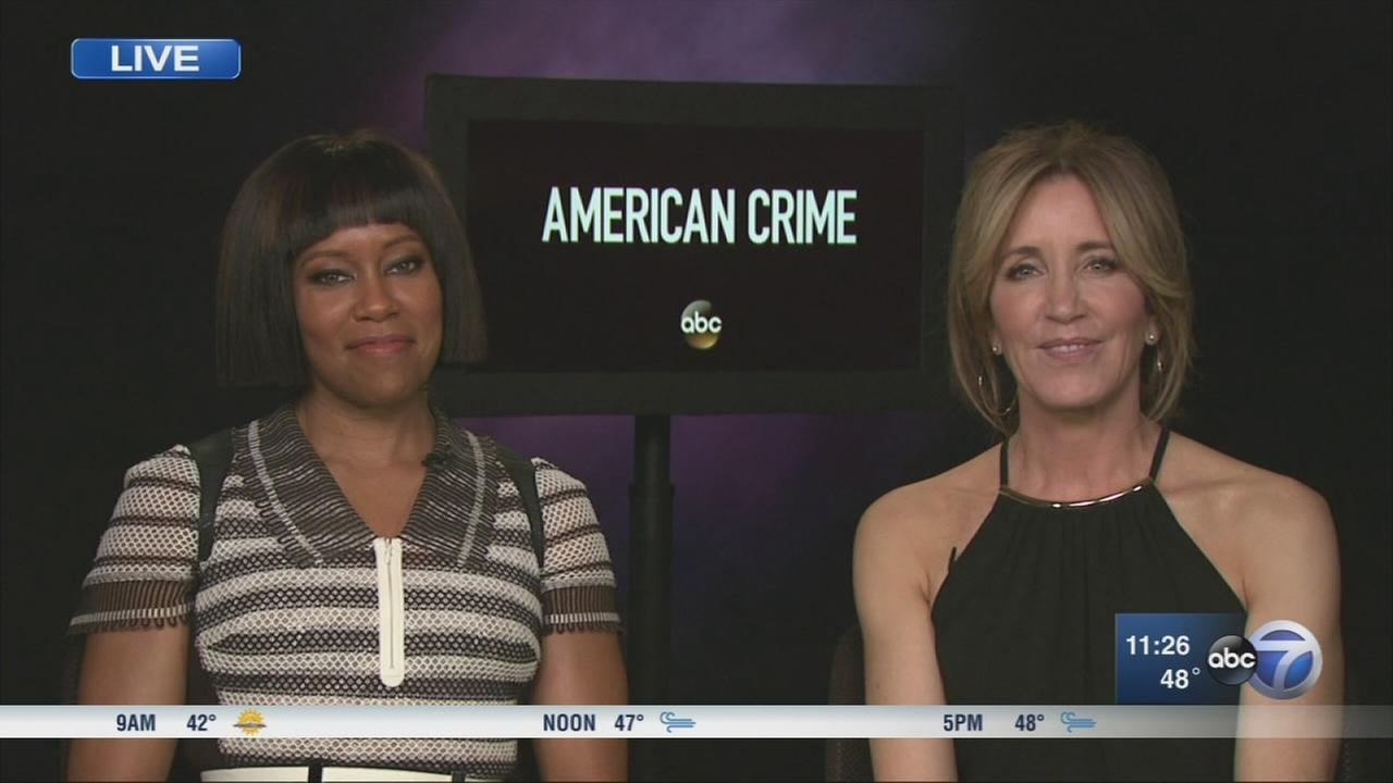 Stars of American Crime talk season 3 premiere