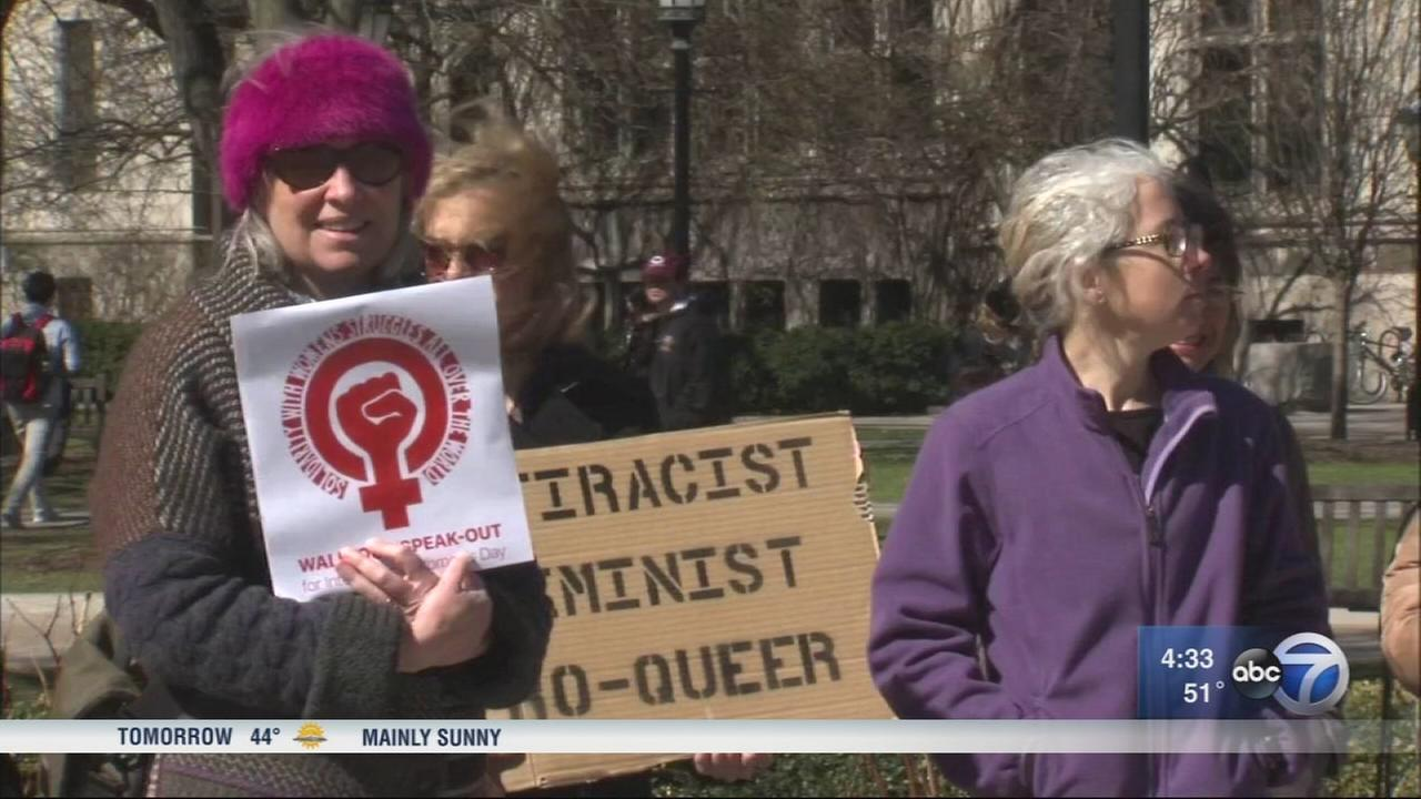 Chicago women fight for equality and progress on A Day Without a Woman