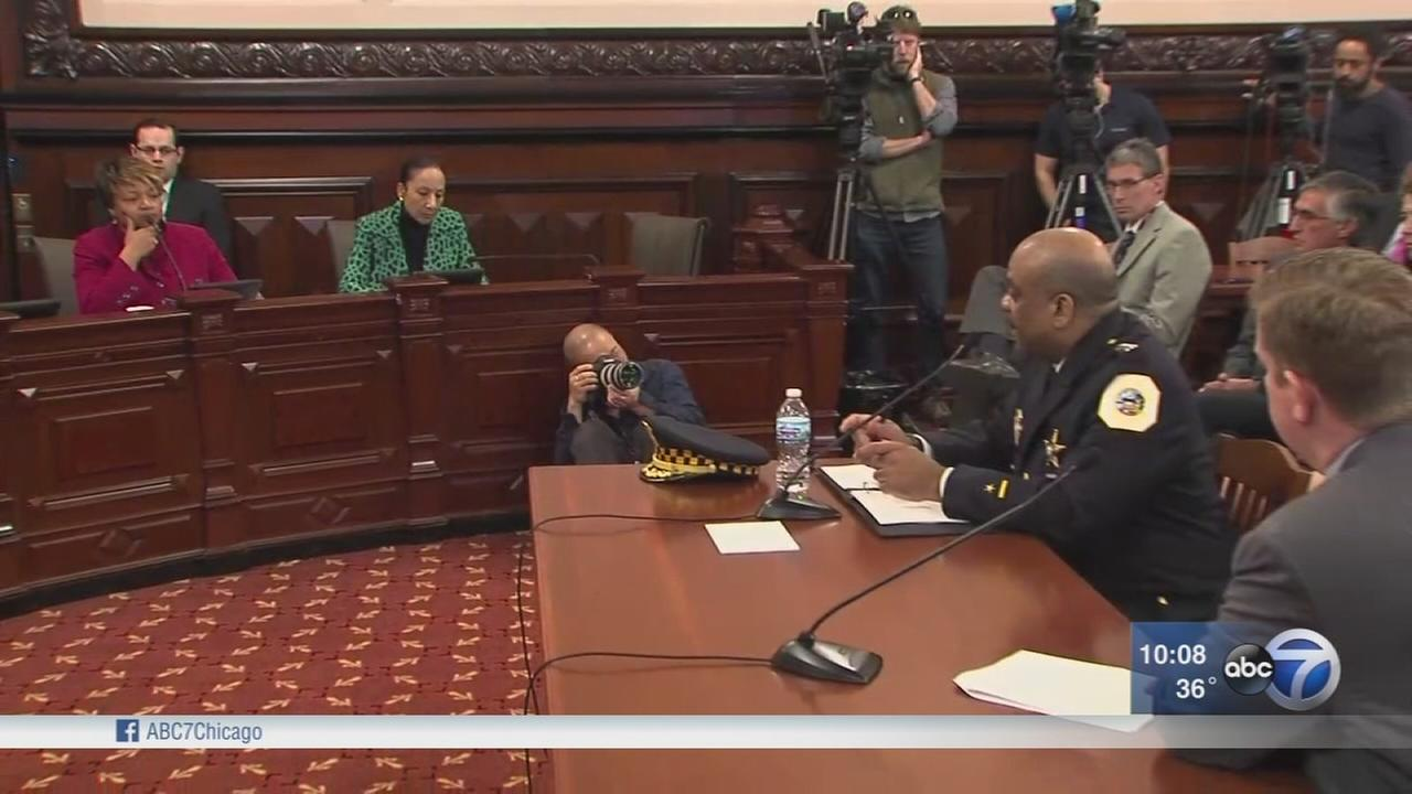 Supt. Johnson calls for tougher gun laws in Springfield