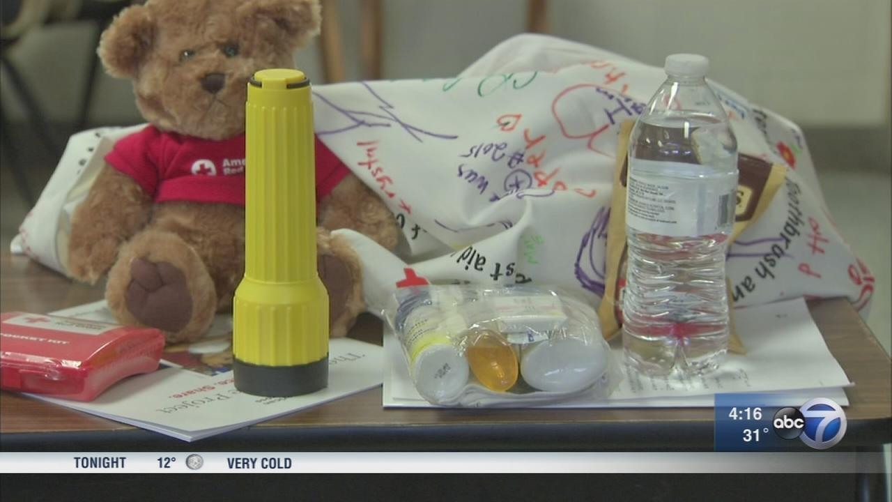 Pillowcase Project helps children prepare for severe weather