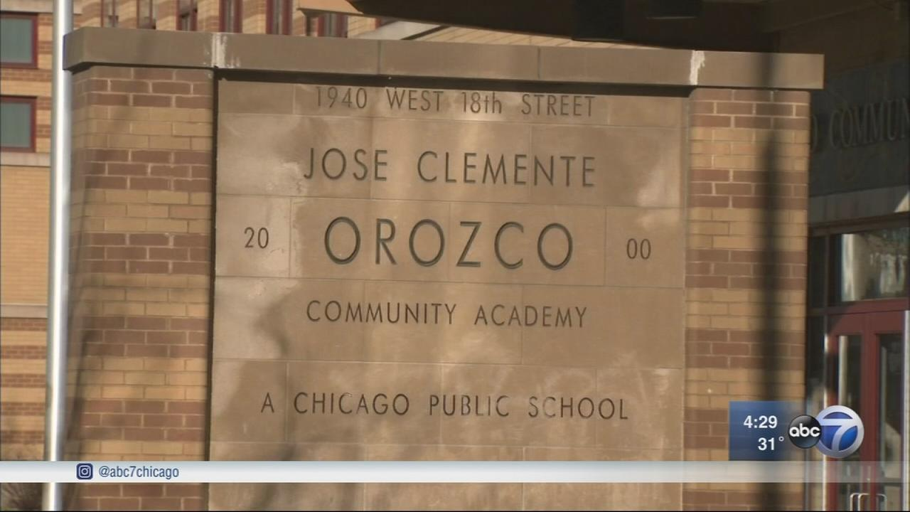 Principal at Orozco elementary school accused of bullying
