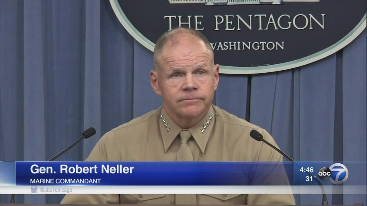 Top Marine: Nude photo probe must be done carefully