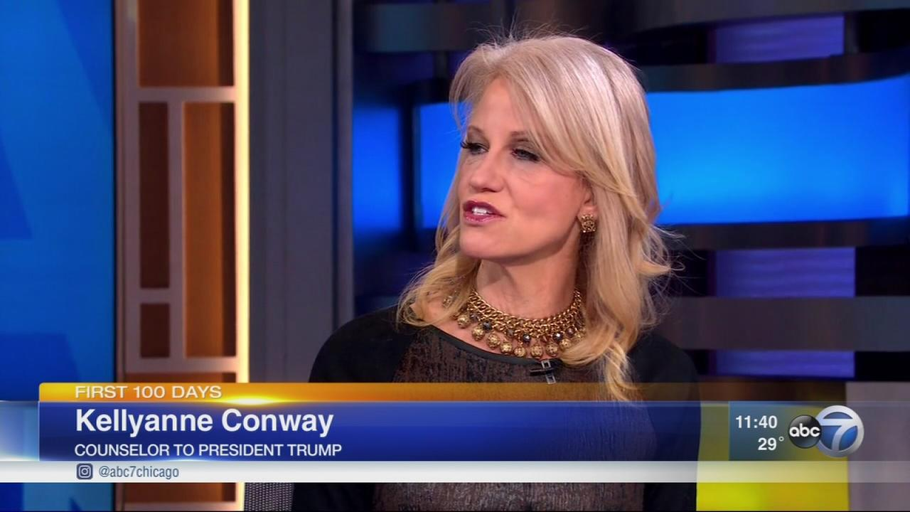 Kellyanne Conway on surveillance claims: Of course I have no evidence