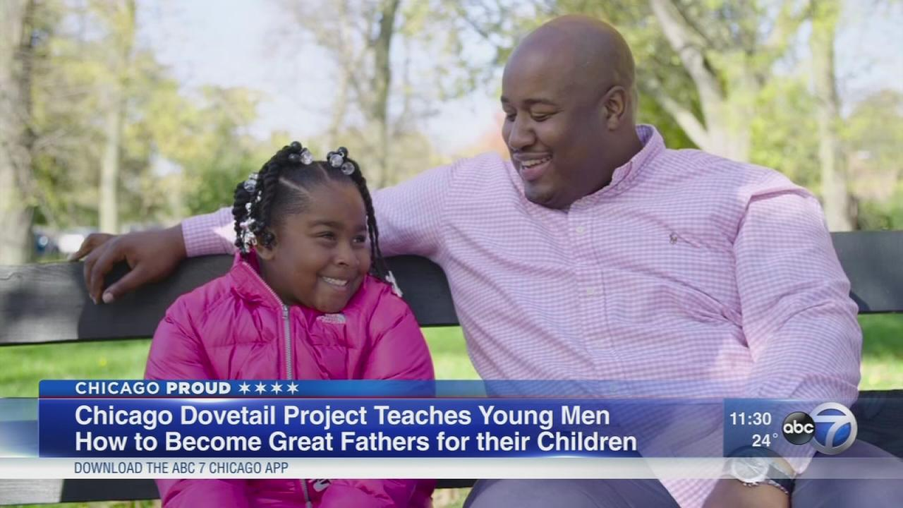 Dovetail Project helps African American men be better fathers