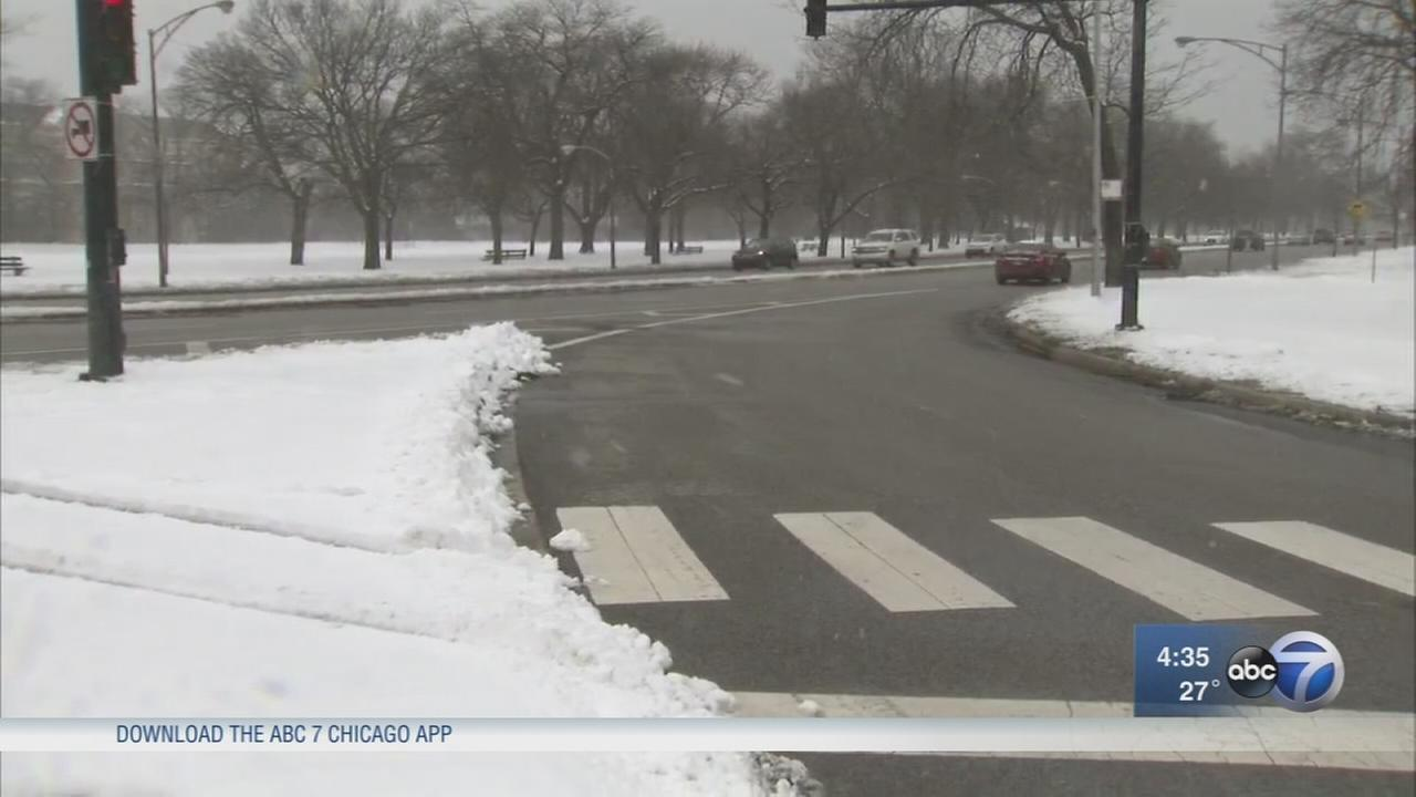 Baby born on Lake Shore Drive during snow storm