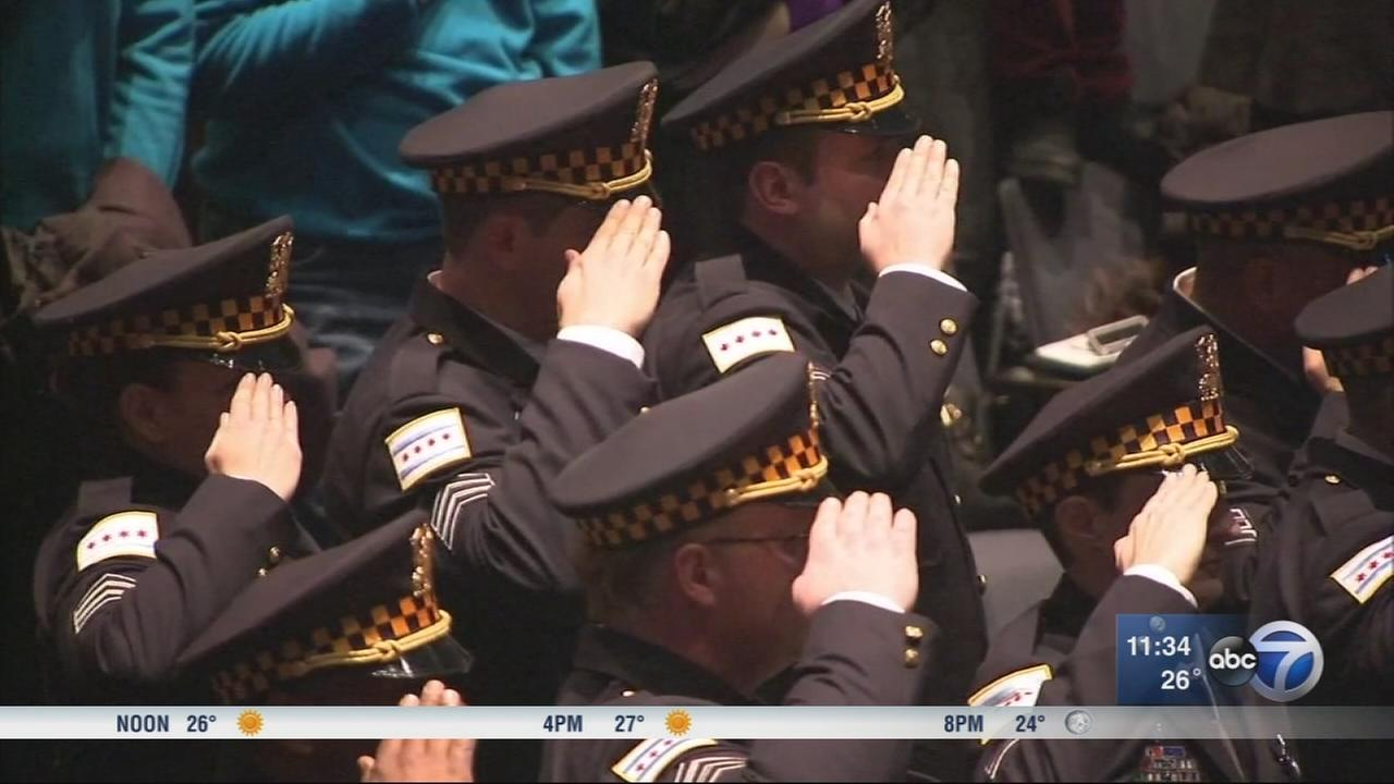 Hundreds recognized at CPD graduation