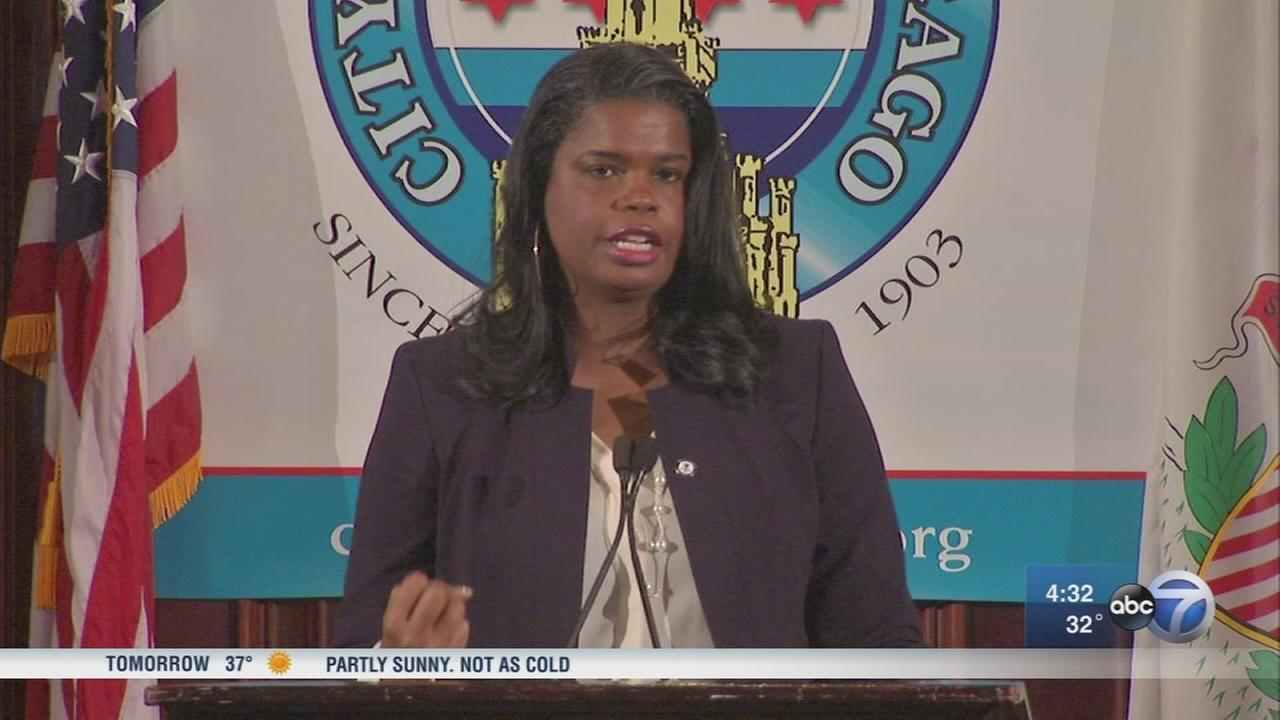 Kimm Foxx announces strategy changes