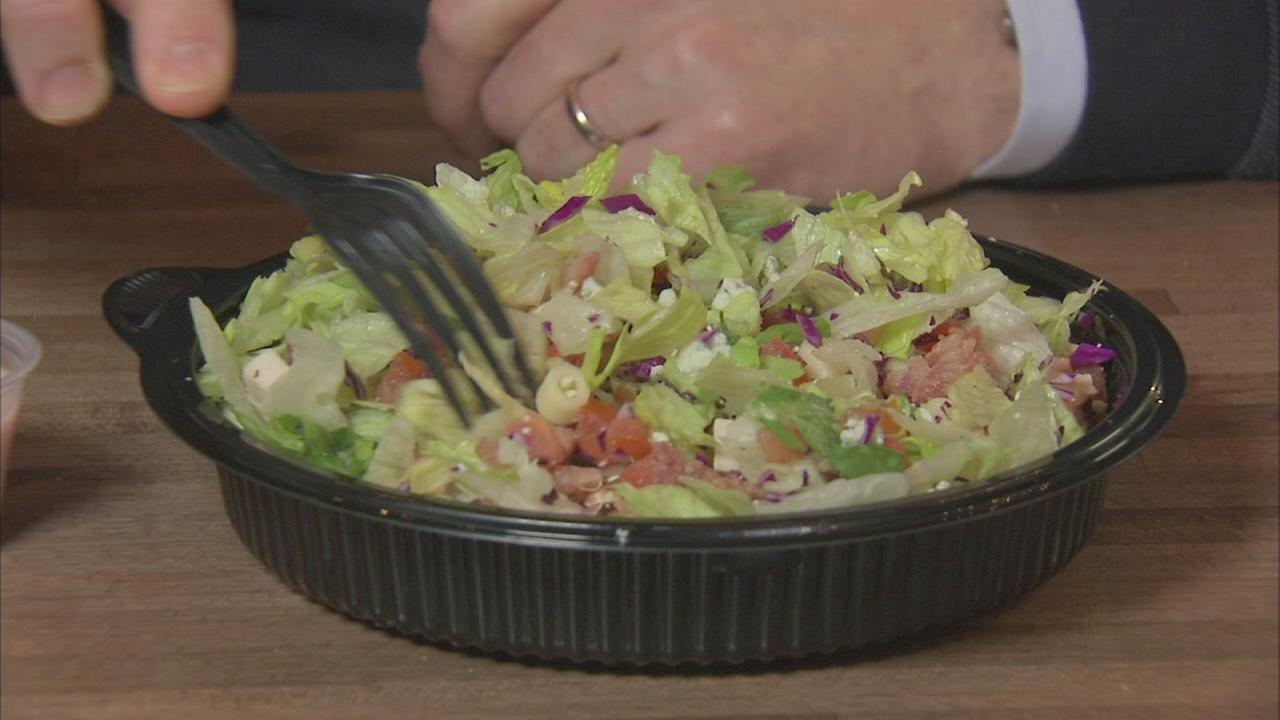 Extra Course: Beef Shacks chopped salad
