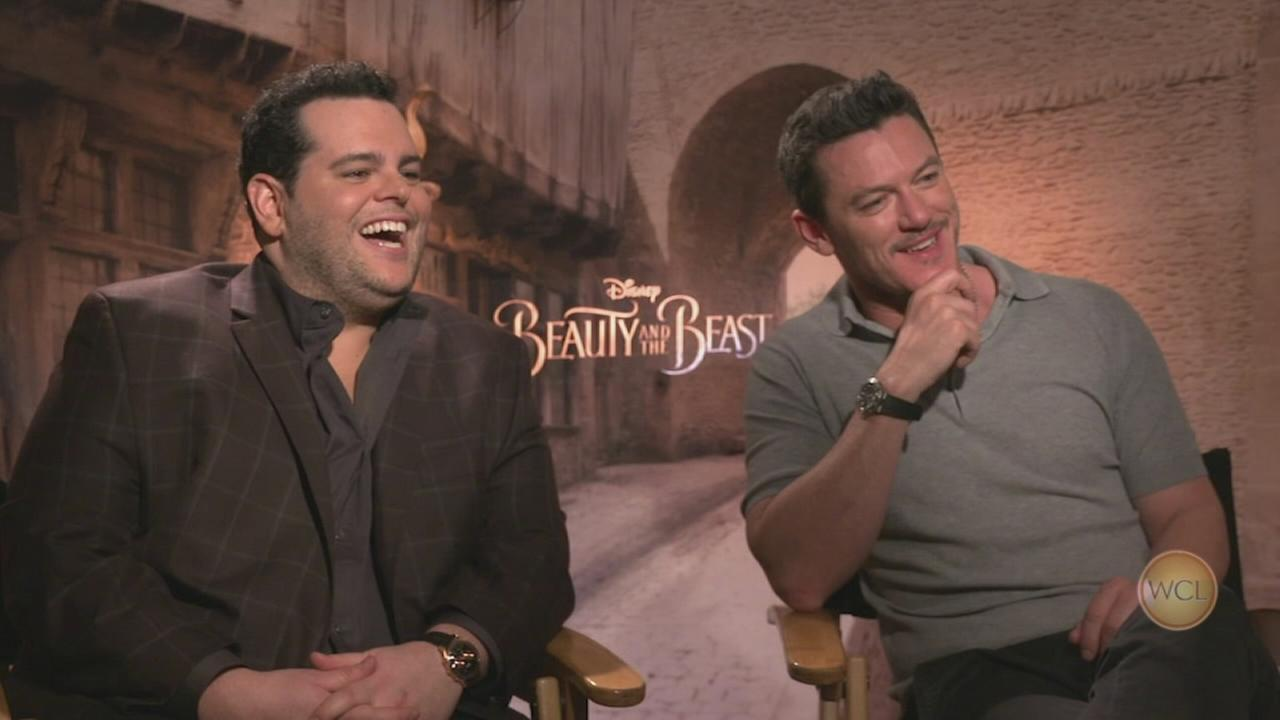 Beauty and the Beast actors talk premiere of film