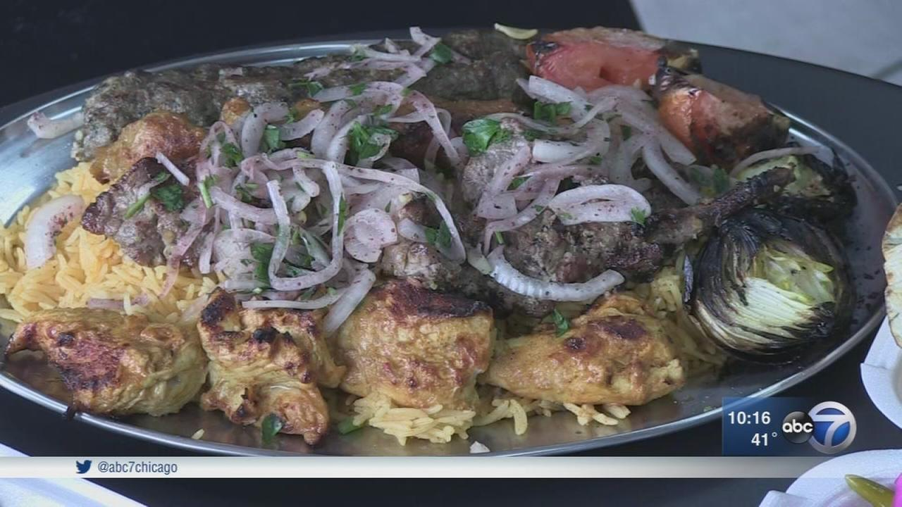 Al-Sufara restaurant offers delicious Middle Eastern food