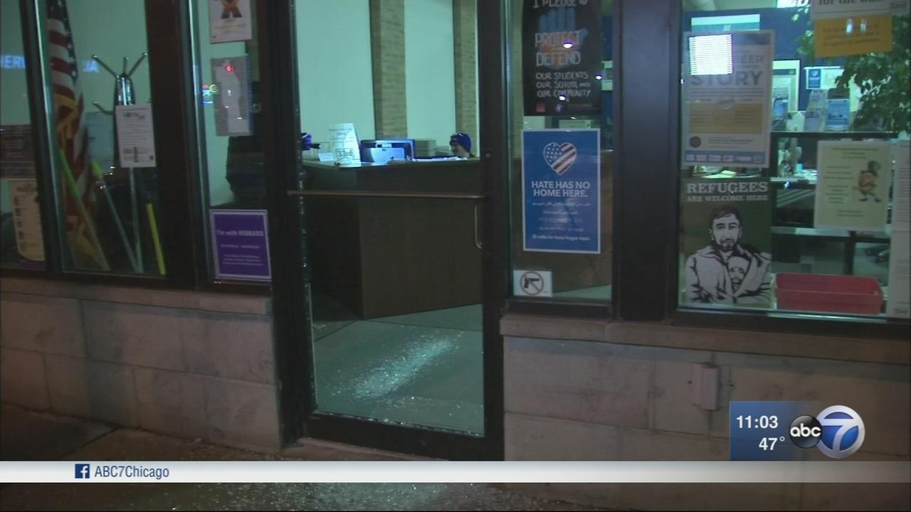 Alderman Deb Mells office burglarized