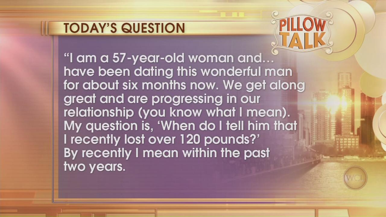 Pillow Talk: Overweight past