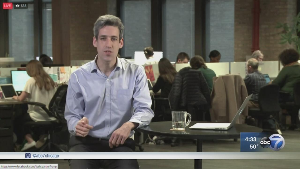 State Sen. Daniel Biss says hes running for Illinois governor