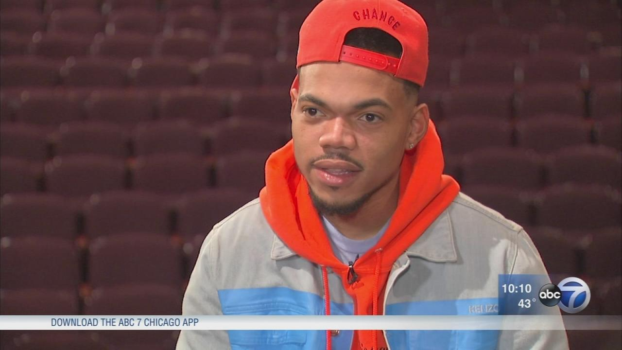 EXCLUSIVE: Chance the Rapper returns to open mike that gave him his start
