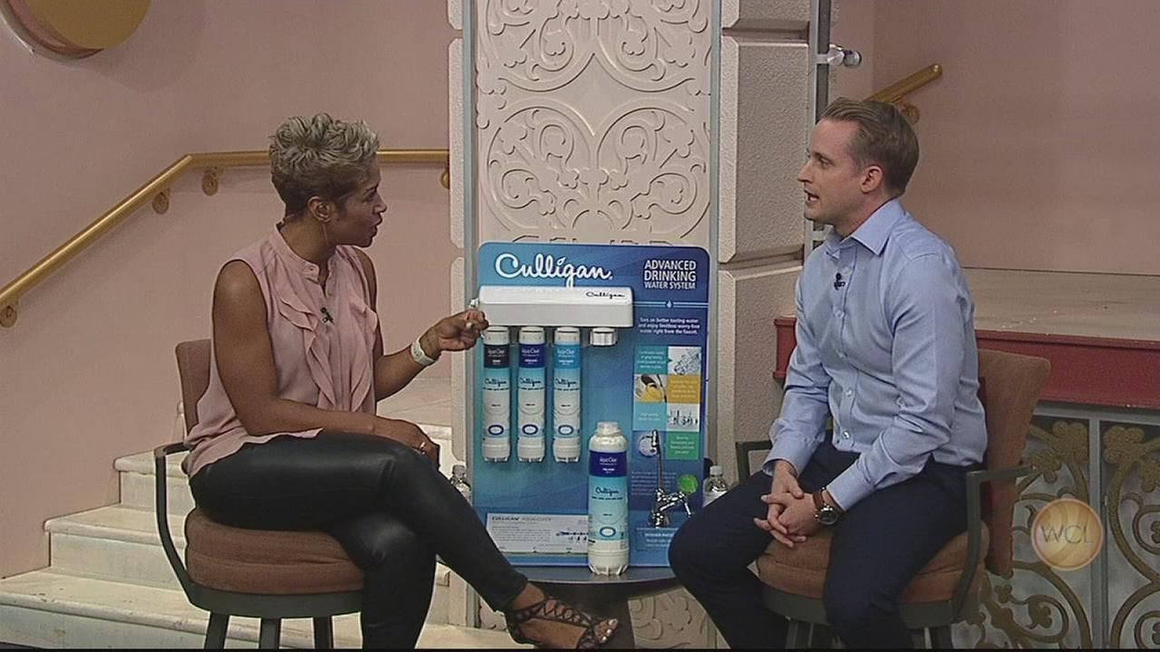 Culligan offers clean water for home, office