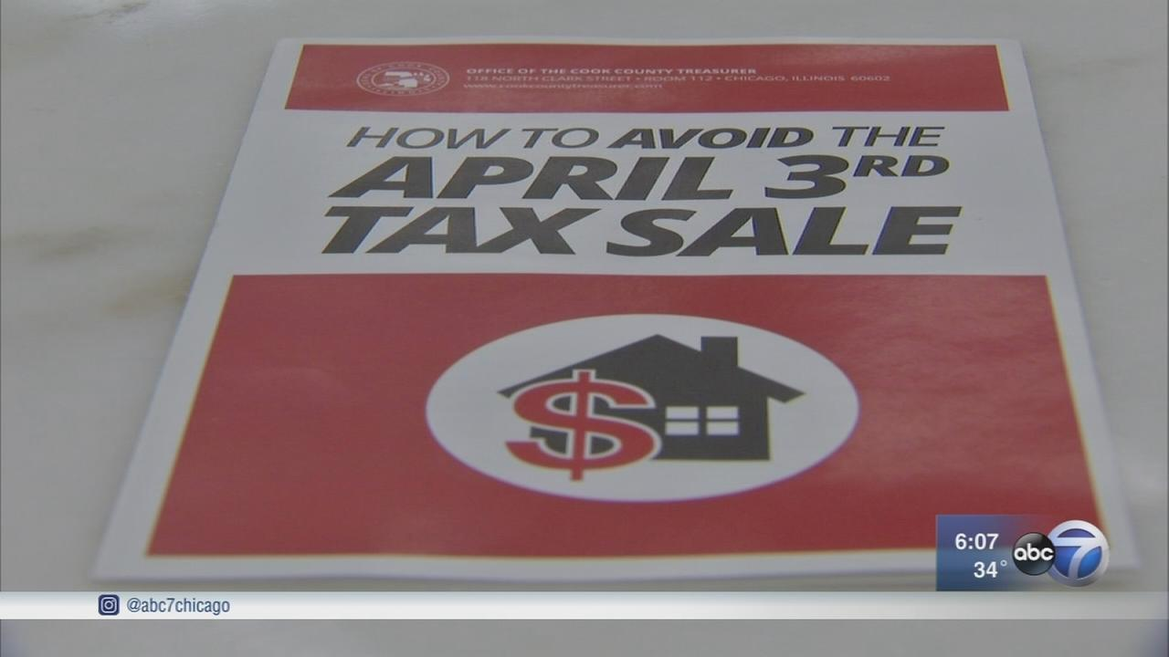 Groups provide assistance with paying tax bills