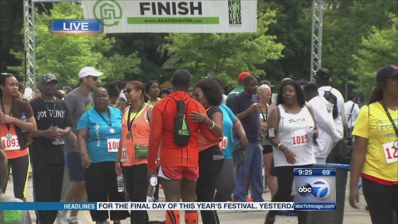 RUN! To End Homelessness returns to Douglas Park