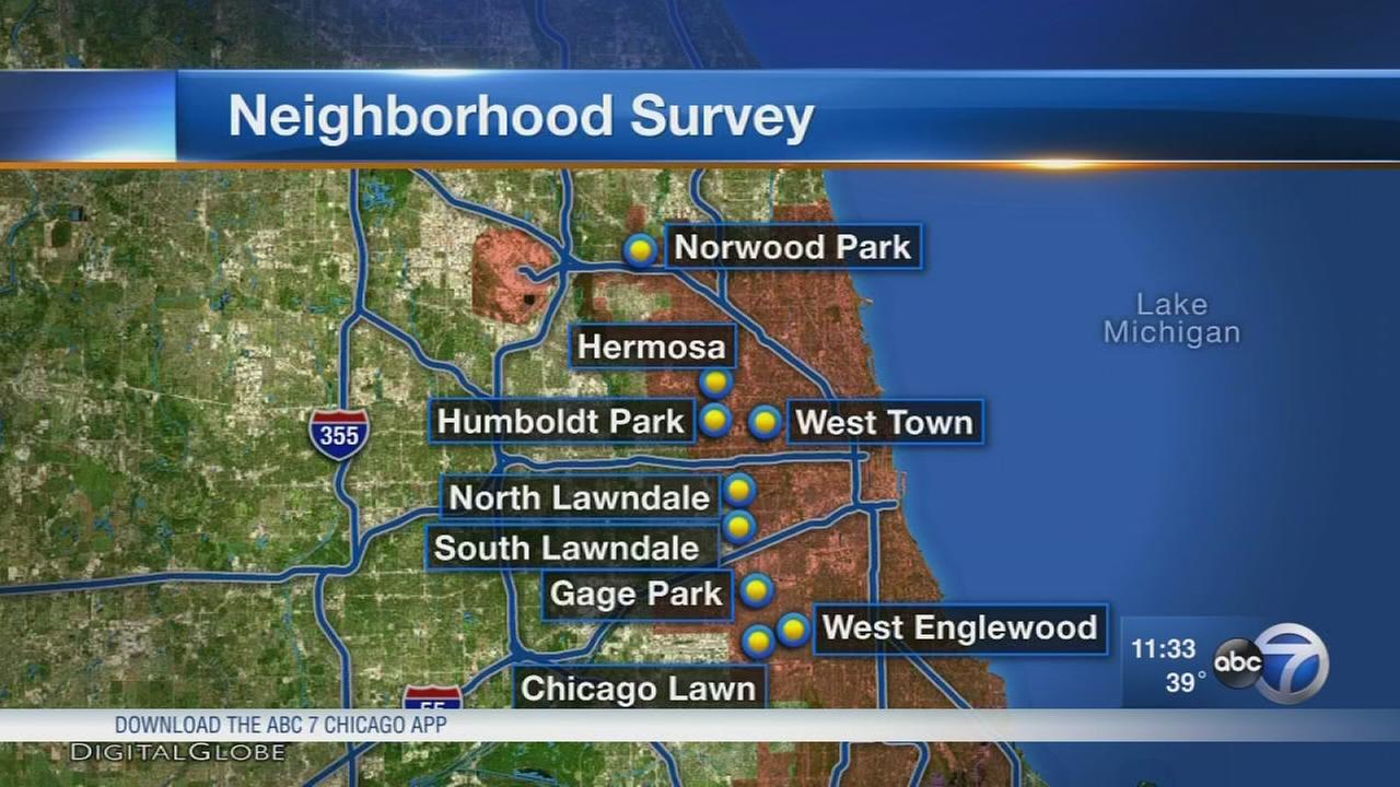 Survey shows some Chicagoans lagging in physical, mental health