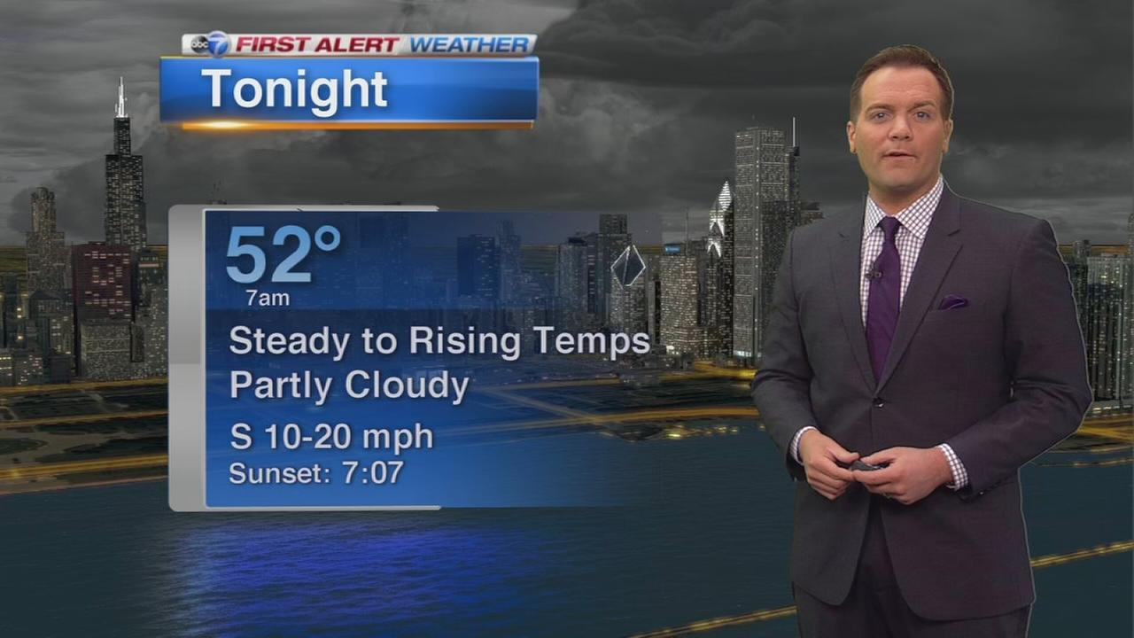 ABC7 First Alert Weather Forecast