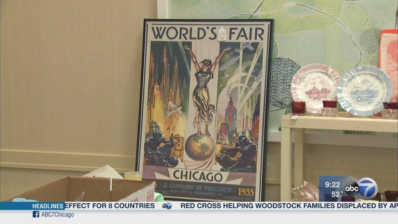 Celebrating Chicago?s Worlds Fair