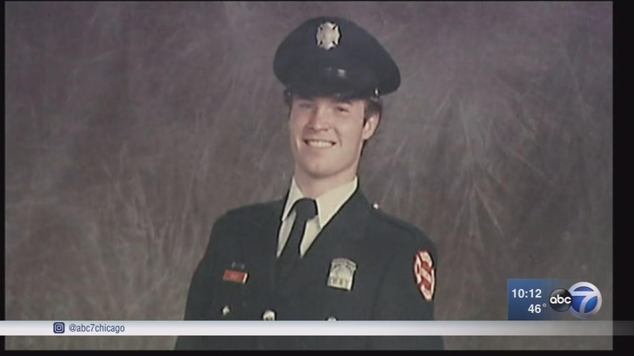 Street renamed for fallen Chicago firefighter