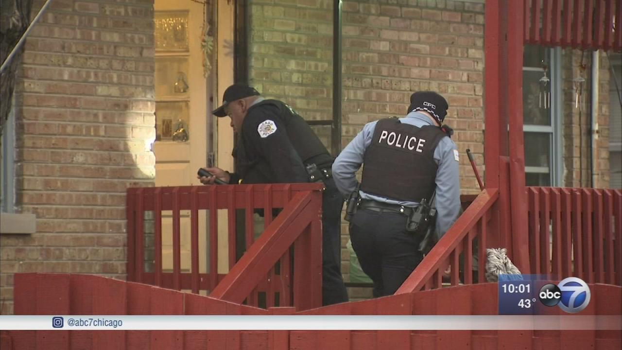 Man shot by ICE agent in Belmont-Cragin