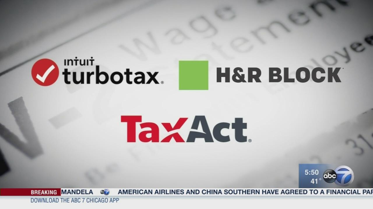 Consumer Reports: Last-minute online tax prep