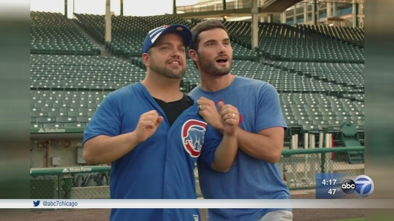 Landline movie shot in Chicago, features Cubs storyline