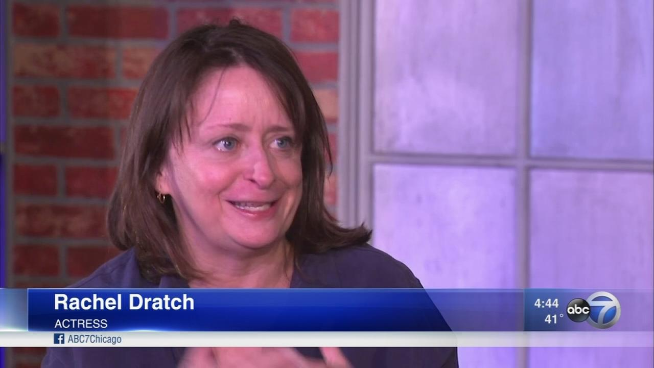 Rachel Dratch returns to Second City