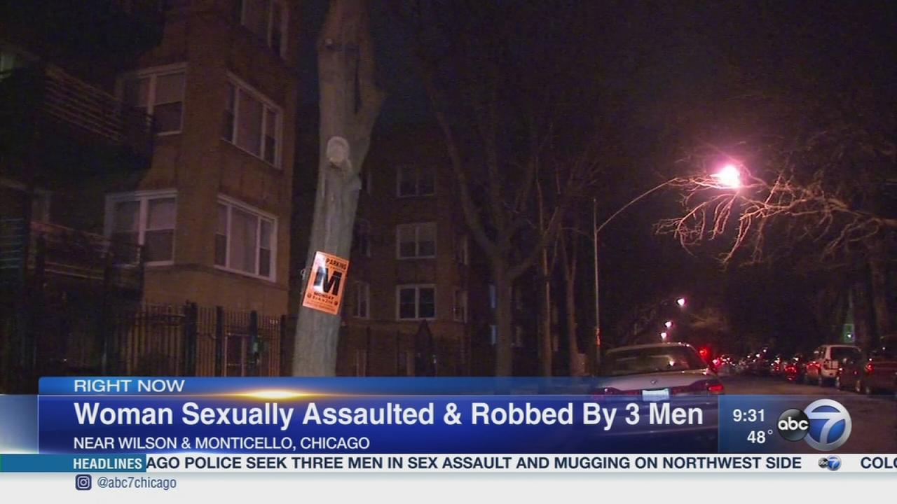 Woman sexually assaulted in Albany Park