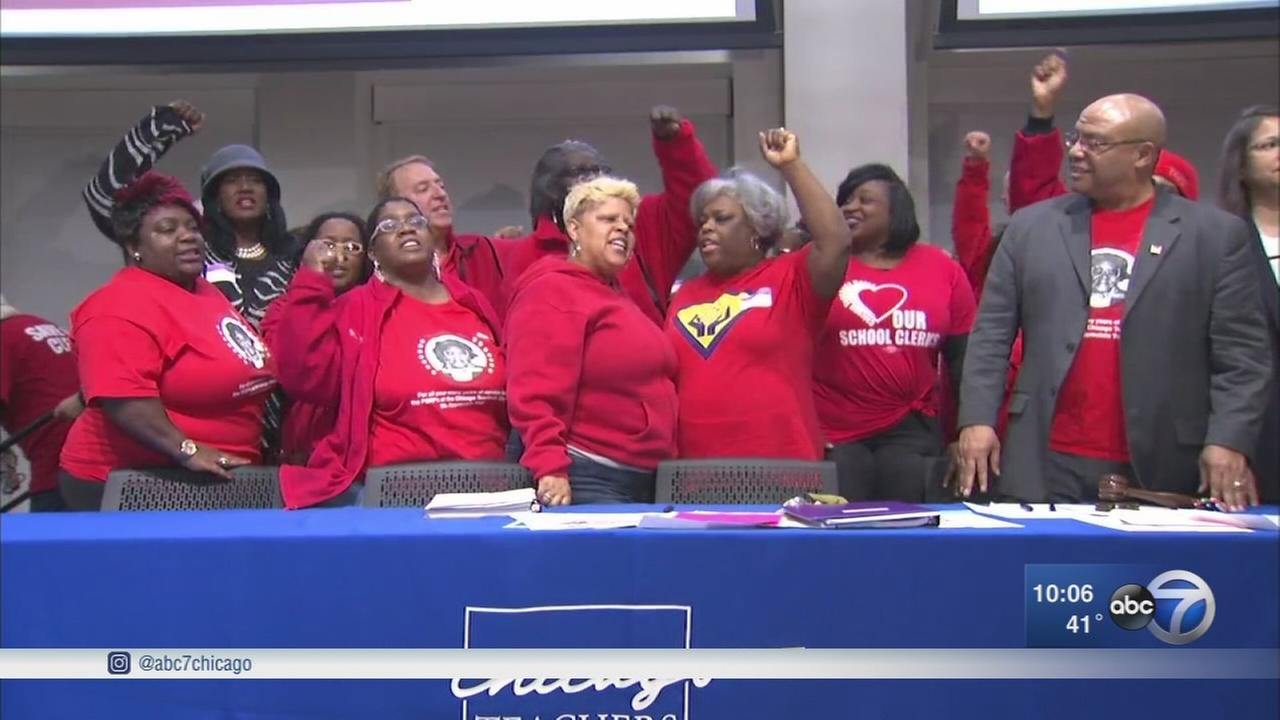 CTU will not strike May 1, delegates say
