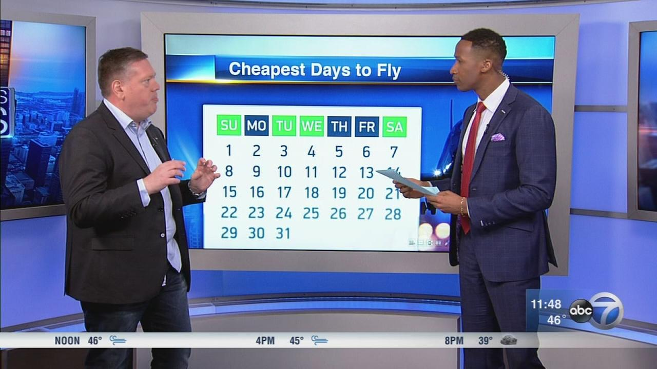 Tips for spring and summer air travel