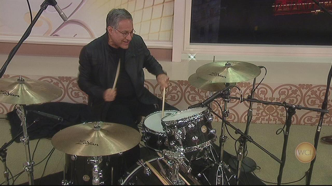 Bruce Springsteen and the E Street Bands Max Weinberg talks music