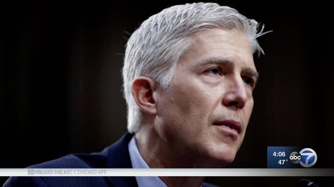 Senate approves ?nuclear option? to clear way for Gorsuch nomination