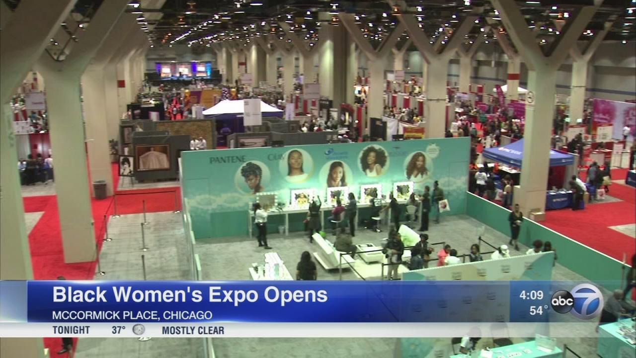Black Womens Expo kicks off