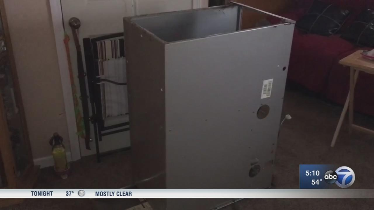 Valparaiso man receives new furnace after I-Team investigation