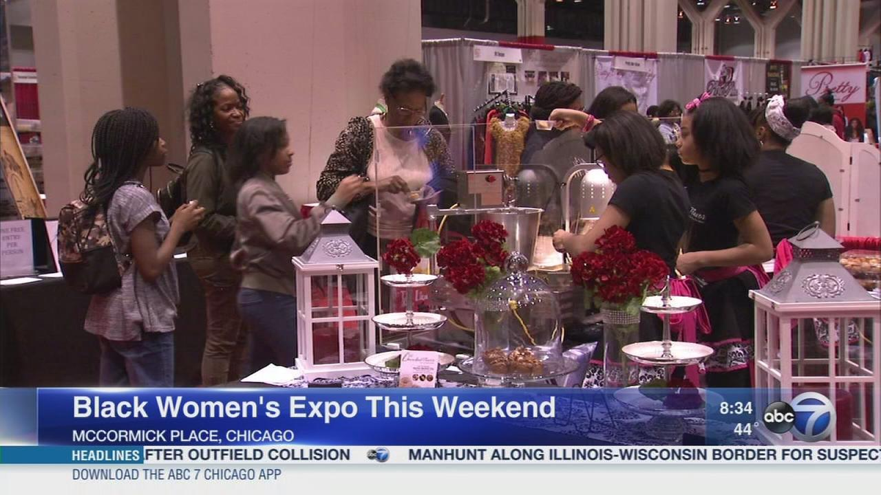 Black Womens Expo continues this weekend