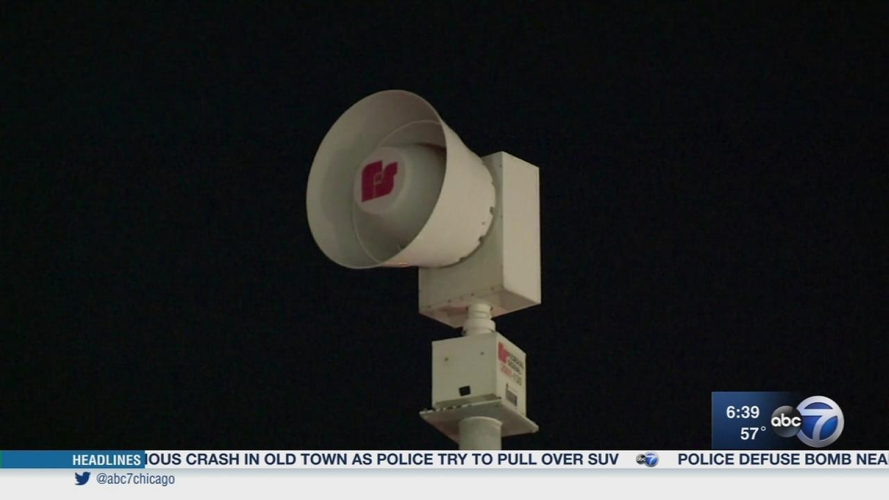 Dallas warning sirens hacked