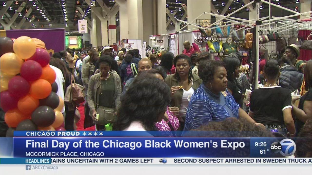 Black Women?s Expo returns to Chicago