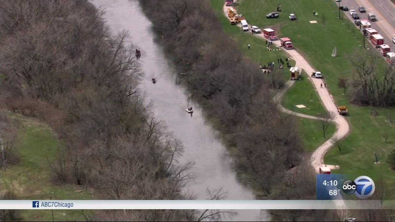 Northwestern crew member missing; recovery effort underway in Lincolnwood