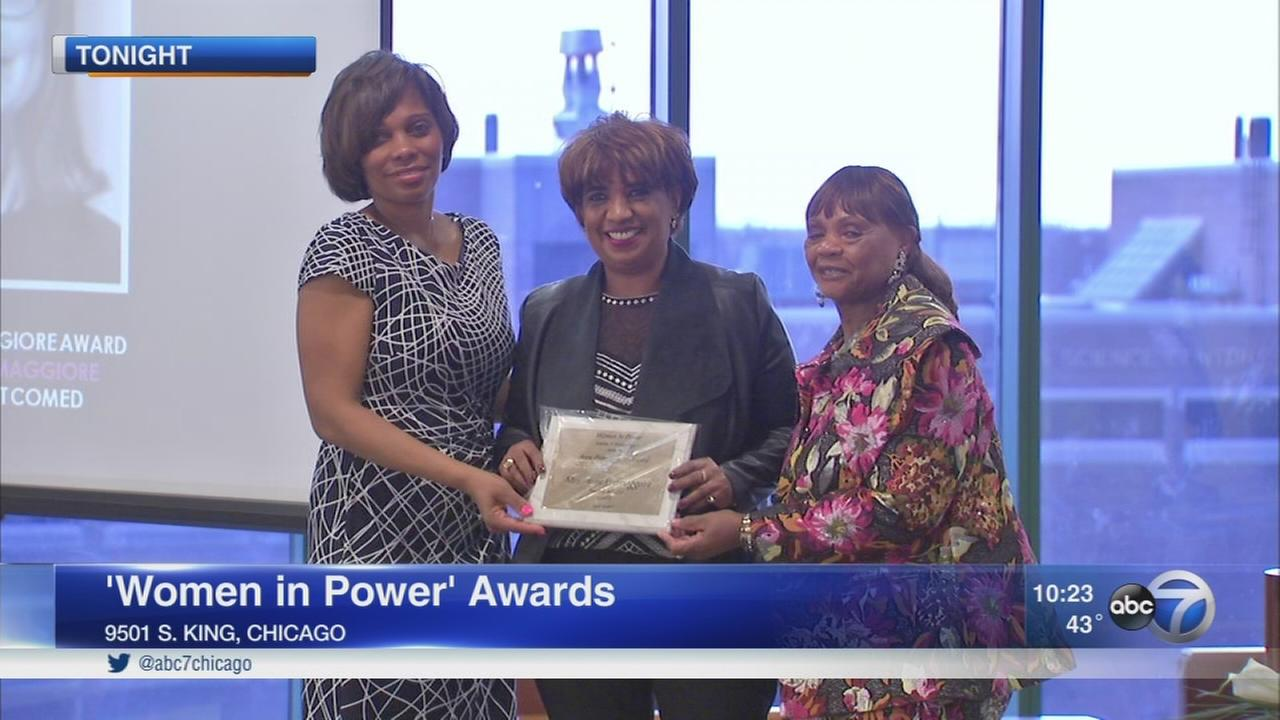 19 honored at Women in Power event