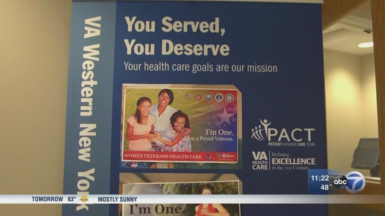 VA reaching out to women vets with PTSD