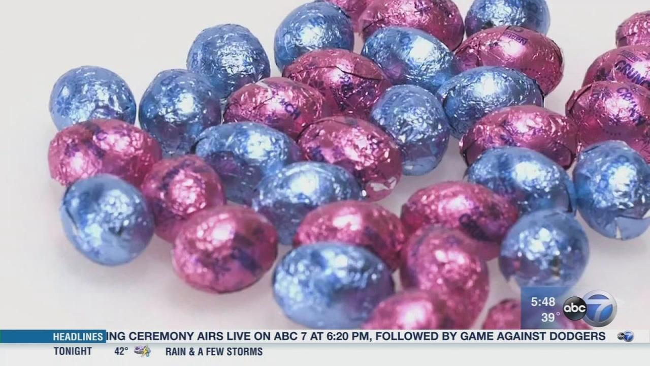 Consumer Reports: 100 calories of Easter candy