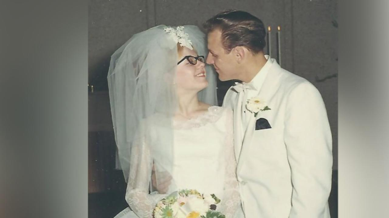 50 years after epic promposal, couple still together
