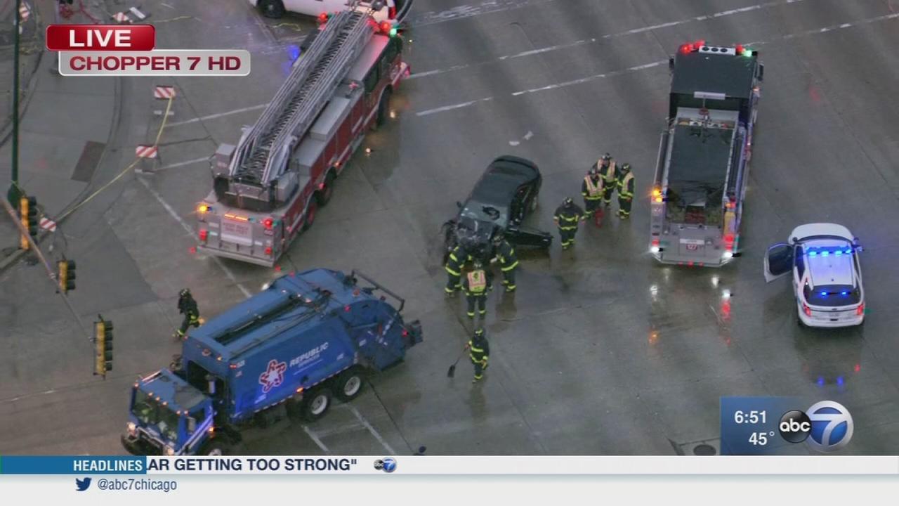 1 dead in SW Side crash