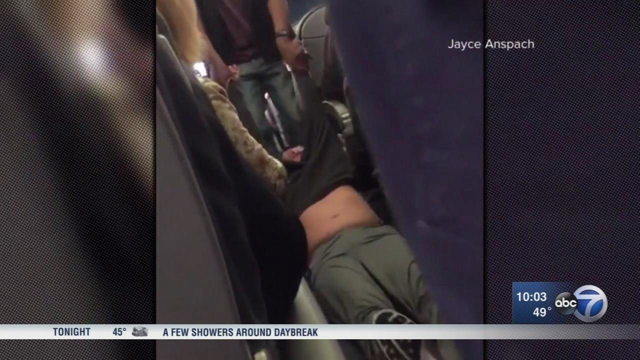 United Airlines changes policy after passenger's forceful remov