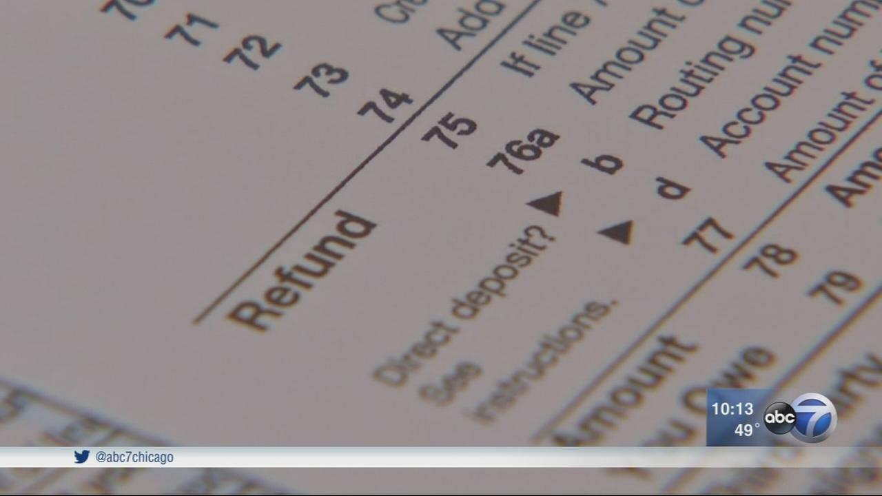 How thieves can get your tax refund before you do